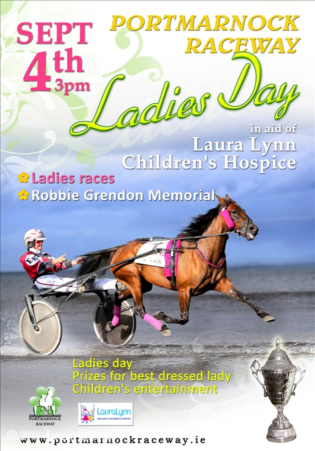 Entries open  for   Ladies   Charity race day